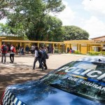 PM do Batalhão Escolar é preso acusado de estuprar sobrinha de 11 anos