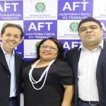 Fecomércio prestigia a solenidade de inauguração de obra na sede do Ministério do Trabalho em RondôniaFecomércio prestigia a solenidade de inauguração de obra na sede do Ministério do Trabalho em Rondônia