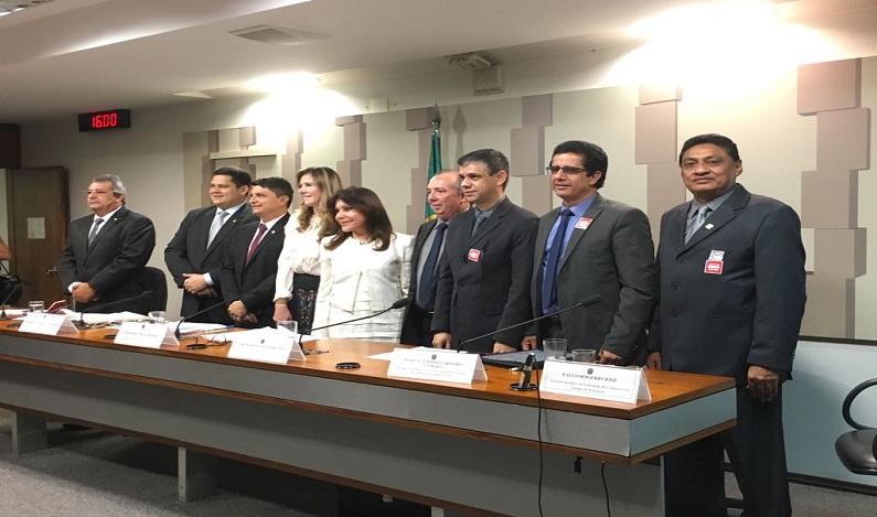 Fecomércio-RO defende diminuição de tributação de imposto à Suframa, no Congresso
