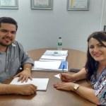Jean Oliveira atende reivindicação de vereadora de Alta Floresta