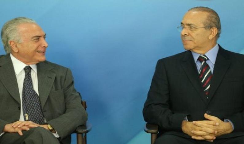 Governo de  Michel Temer prevê rombo de até R$ 159 bilhões este ano