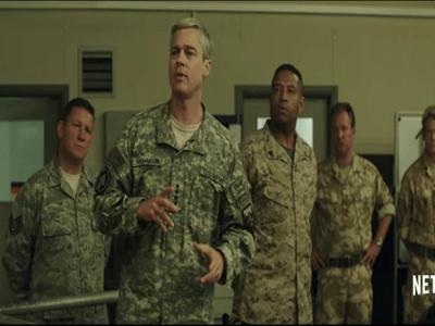 Netflix libera trailer de filme orginal com Brad Pitt; veja