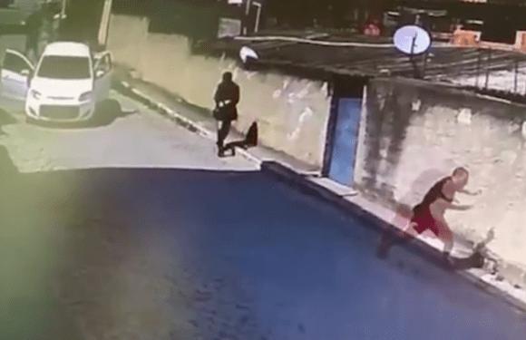 Imagens mostram policiais executando testemunhas no RJ; assista