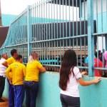 Motorista de carreta sofre mal súbito e invade unidade do SESI em Porto Velho (RO)