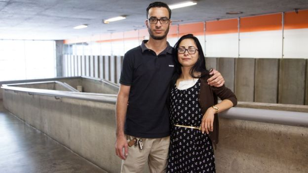 O casal brasileiro que se apaixonou em tratamento e luta junto contra doença incurável