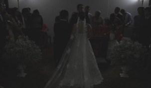 Por falta de energia, noivos casam no escuro e são indenizados