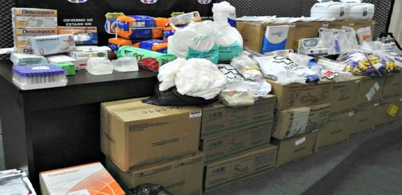 Remédios de até R$ 16 mil eram desviados de hospitais no AM