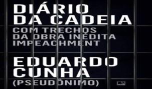 Justiça proíbe livro de 'Eduardo Cunha' de chegar às livrarias