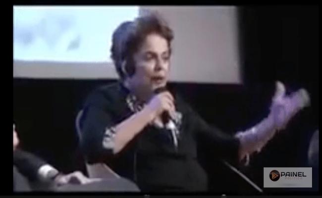 Em evento na Suiça, Dilma tenta falar em francês e vira piada na internet