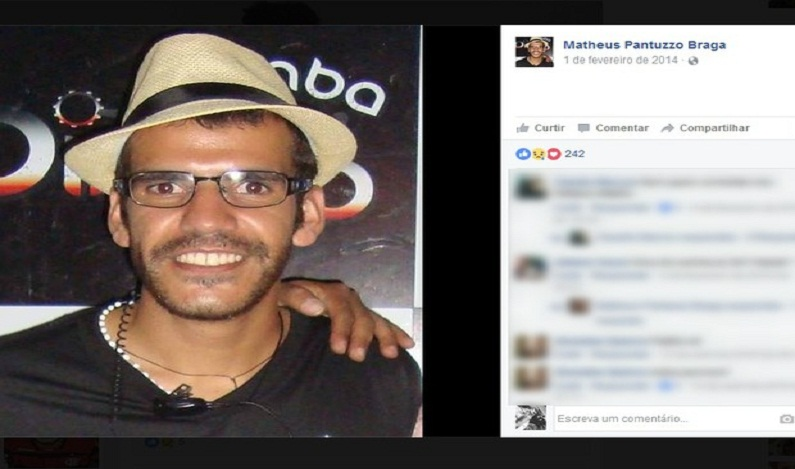 Família descobre morte de estudante por postagens de desconhecido