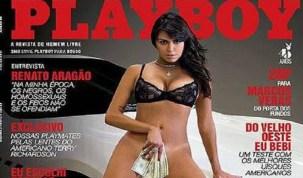 PF indicia ex-capa da Playboy na Lava Jato