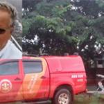 Bombeiros encontram corpo de fazendeiro que estava desaparecido no Rio Guaporé