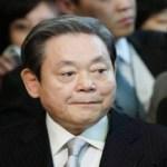Justiça investiga se presidente da Samsung foi alvo de chantagem
