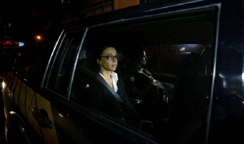 Desembargadores mandam Adriana Ancelmo de volta para a cadeia