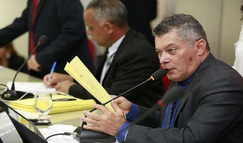 Edson Martins pede regularização de famílias de agricultores da região do Rio Pardo