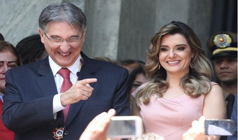 PF indicia Luciano Coutinho e primeira-dama de MG
