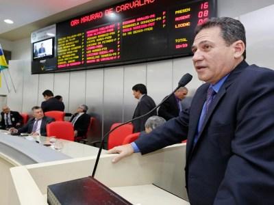 Maurão de Carvalho faz indicação ao Governo para estadualizar linhas