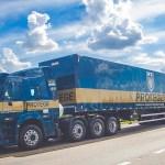Grupo Protege lança o Titanis, o maior caminhão blindado de cargas do Brasil
