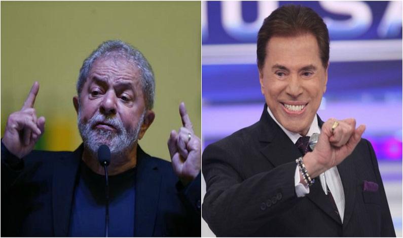 Procuradoria diz que Silvio Santos e Lula se reuniram para 'salvar Panamericano'