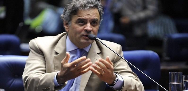 Conselho promete analisar em 48 horas ação que pede cassação do mandato de Aécio