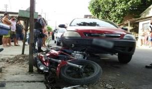 Homem é morto após perseguir e atropelar suspeito de roubar celular da esposa no AM