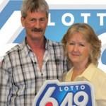 Casal canadense vence na loteria pela terceira vez e leva prêmio de R$18 milhões