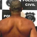 Homem é preso suspeito de agredir ex-mulher com cacos de vidro, em Goiás
