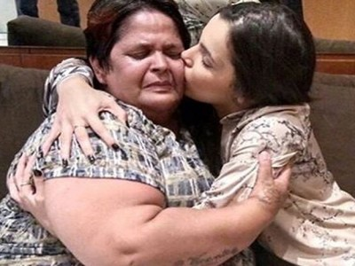 Mulher que gastou R$1,4 mil votando em Emilly conta sua história