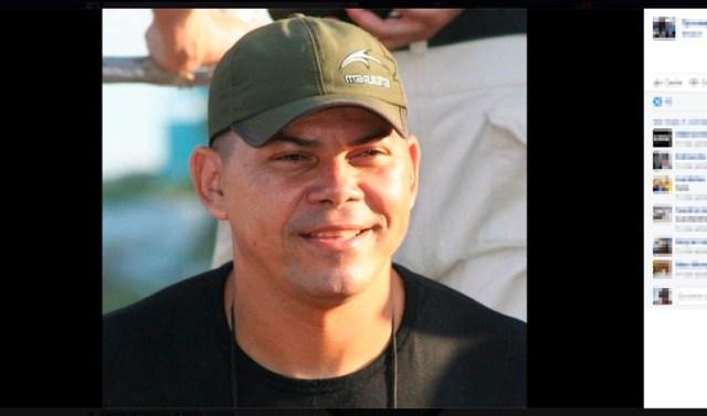 Tyrone Thomaz de Aquino foi morto a tiros dentro de lanchonete na Bahia (Foto: Reprodução/Facebook)