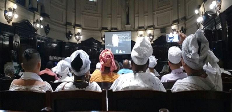 TJ-SP realiza julgamento de lei que proíbe sacrifício religioso de animais