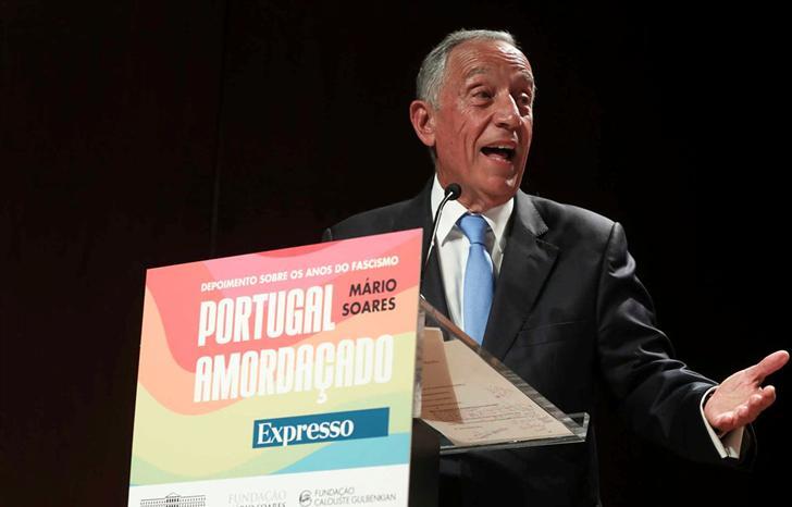 Marcelo apela à vacinação contra sarampo e pede aos pais que pensem na saúde dos filhos