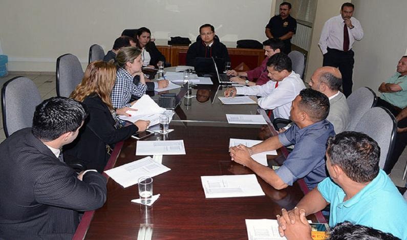 Audiência de conciliação discute proposta de acordo para Greve do Transporte Coletivo
