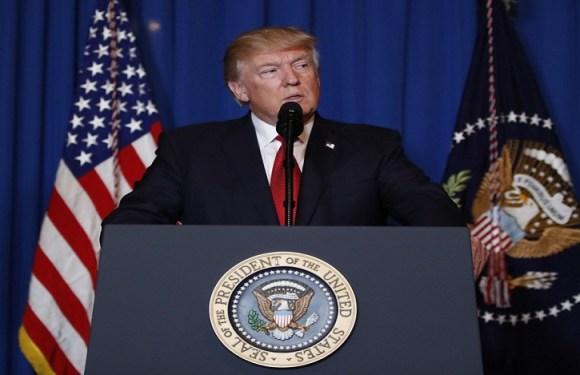 'Chamo as nações para pôr fim ao banho de sangue na Síria', diz Trump após ataque; assista