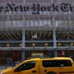 'The New York Times' ganhou mais de 340 mil novos assinantes desde eleição de Trump