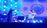 Acusado de aparecer bêbado em show, Bruno pede desculpas aos fãs