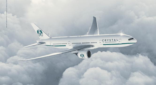 Avião de luxo terá mordomo, adega e passagens a R$ 500 mil