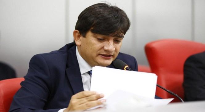 Cleiton Roque pede recuperação da RO 387 em Espigão