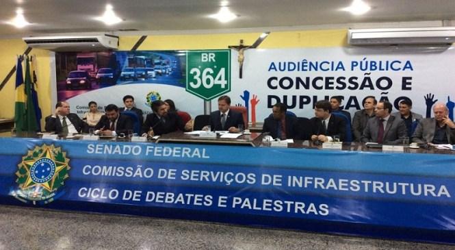 Duplicação da BR-364 é imprescindível para o crescimento econômico de Rondônia, diz o presidente da Fecomércio-RO