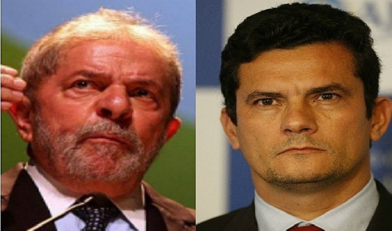Lula protocola reclamação contra Moro no STF