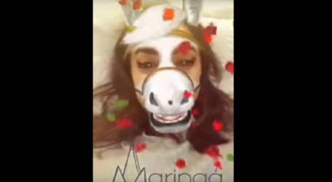 Anitta ironiza erro de hotel em Maringá e revolta moradores; vídeo