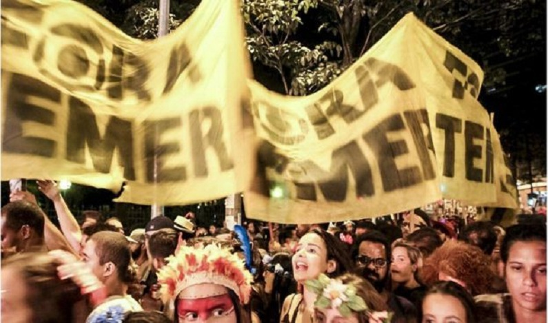 Temer perdeu condições de aprovar reforma, mas eventual queda não a enterraria, diz consultoria international