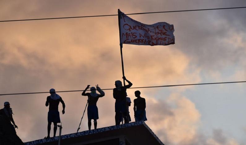 Rio teme rebeliões por falta de pagamento a empresas de refeições