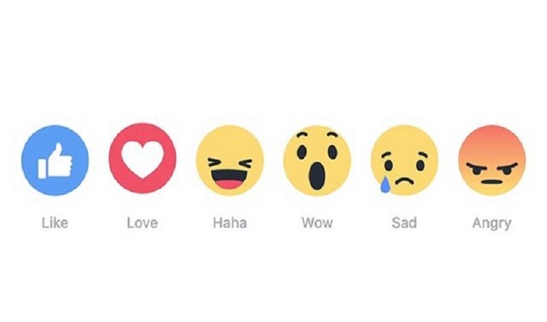 Facebook agora permite reações também nos comentários de postagens