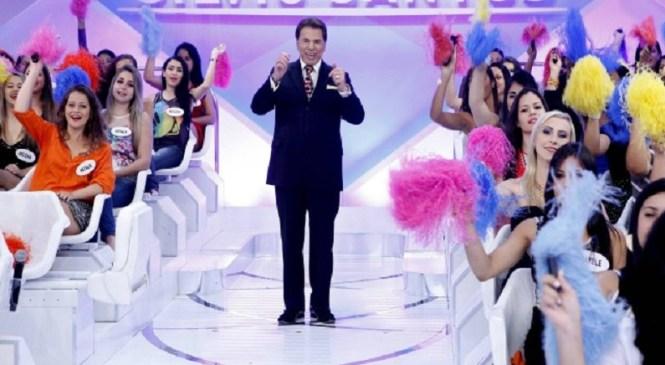 Silvio Santos brinca com a possibilidade de se candidatar à presidência