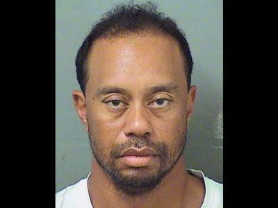 Liberado, Tiger Woods nega embriaguez e culpa remédios
