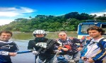 Aécio envia ao STF fotografias ao lado de motociclistas para rebater relatório da PF