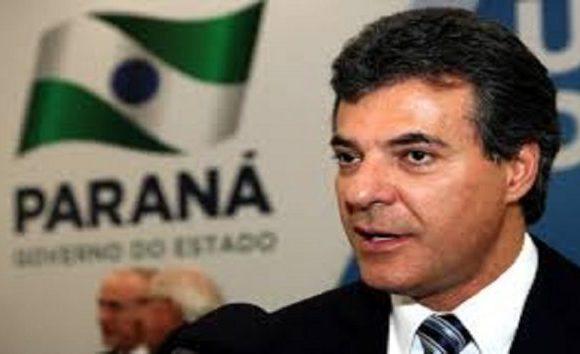 STJ mantém com Moro inquérito sobre R$ 2,5 mi da Odebrecht a Beto Richa