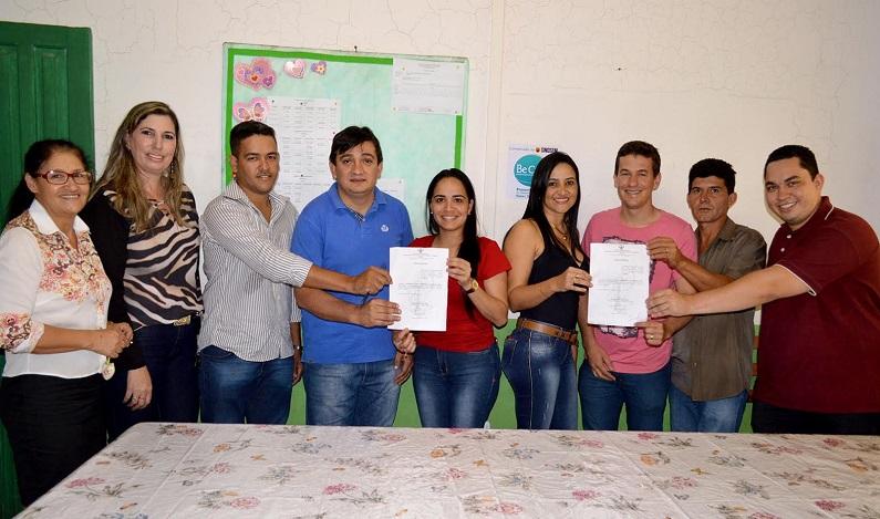 Escola é beneficiada com emenda parlamentar de Cleiton Roque