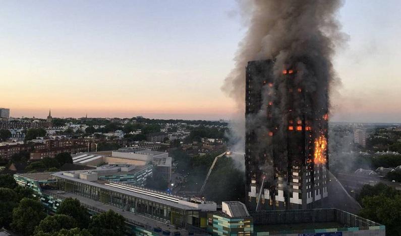 Número de mortos no incêndio em Londres sobe para 30