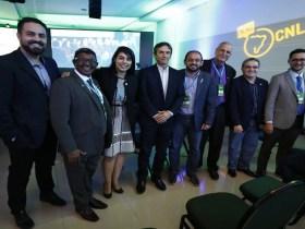Deputado Léo Moraes participa da Conferência Nacional dos Legisladores e Legislativos Estaduais